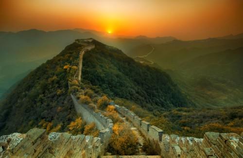 2. Природа и Великая Китайская стена