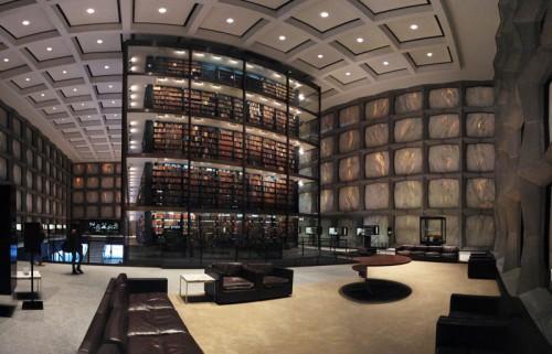49. Библиотека Йельского университета