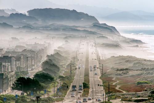 50. Туман в Сан-Франциско