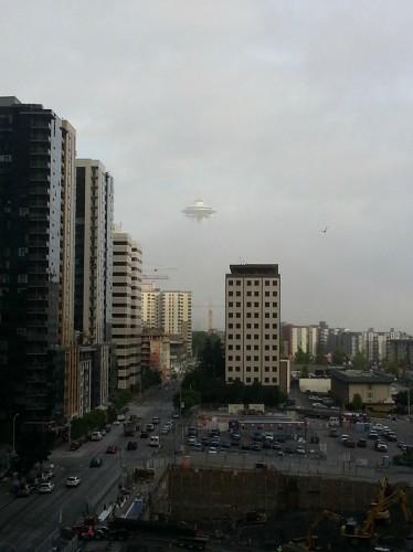 61. НЛО над Сиэтлом