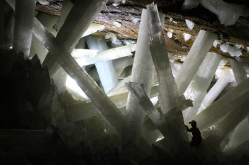 67. Пещера в Мексике