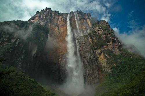 71. Самый высокий водопад в мире