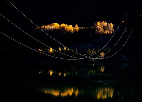 Одвар Паулсен «Над водой», 2013