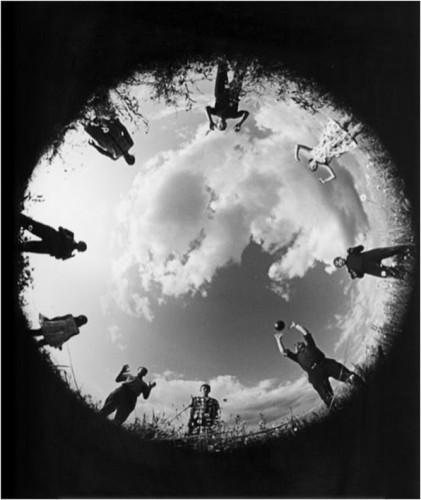Лев Бородулин. Мы играем в волейбол. 1965