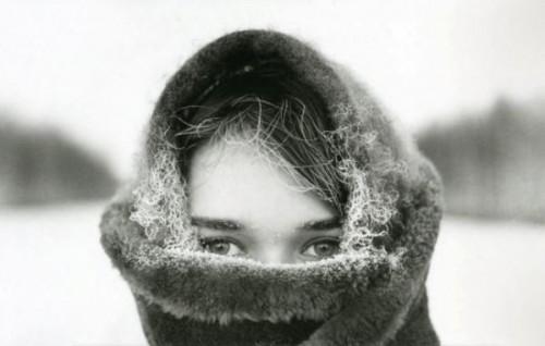 Юрий Луньков. Зима. 1965. ФОТОКЛУБ НОВАТОР