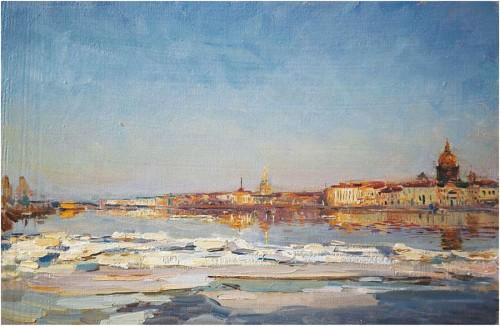 V.Gaydar.Ledohod.1989