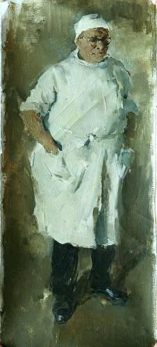 V.Nabatov. Veterinar.1970