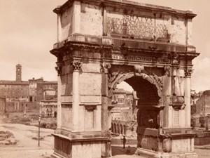 Туристические фотографии итальянских фотографов ХIХ века