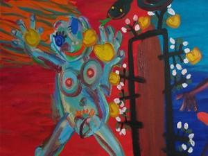 «ИгРай или Ной». Выставка работ Артура Молева