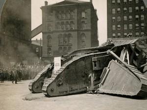 ЧИСТАЯ ПОБЕДА. Первая мировая война глазами американских фотографов