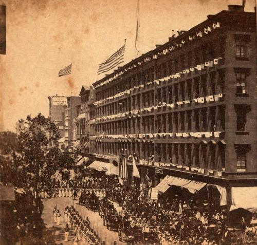Первая японская миссия в Соединенные Штаты, 1860 (3)