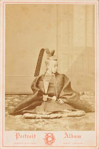 Японская миссия отправленная на Всемирную выставку в Париж, 1867