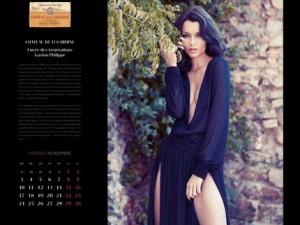 Арт-проект «Календарь Simple» 2015. Бэкстейдж