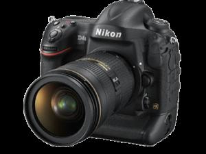 Презентация новых камер Nikon