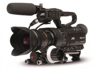 JVC демонстрирует новые 4KCAM камеры на выставке NAB 2015