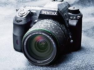 Новинка: PENTAX K-3