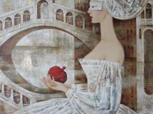 «Ощущение красоты». Мария Аристова
