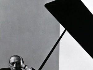 Арнольд Ньюман. Портреты и Абстракции