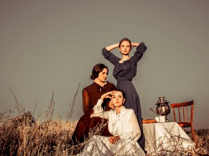 Авторский фотопроект по мотивам пьесы А.П. Чехова «Три сестры»