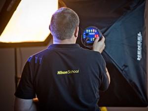 Открытие фотошколы Nikon