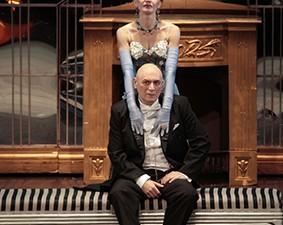 14 февраля на сцене театра «Буфф» — спектакль «Идеальный муж»