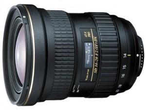 Новый объектив Tokina AT-X 14-20 F2 PRO DX
