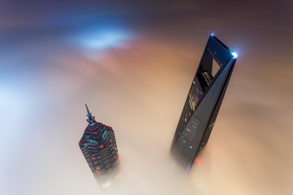 Шанхай - город будущего. 2014 год. Виталий Раскалов.