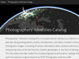Нью-Йоркская публичная библиотека запустила сайт-архив по истории фотографии