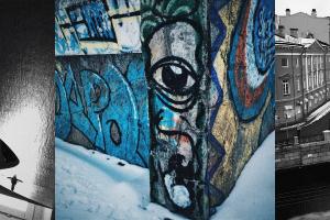 Выставка мобилографии Юрия Гурченкова
