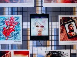 В Петербурге открылась галерея цифрового искусства «Начните новое»