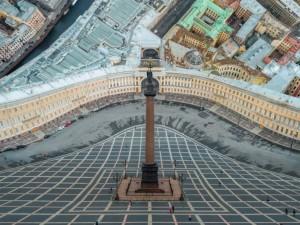 Фотографии Петербурга в стиле фильма «Начало»