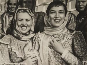 Стоп-кадр: советские фильмы в рекламных фотографиях