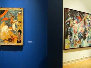 Предметный путь к беспредметности или искусствоведческий квест