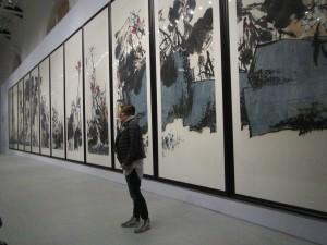 Варварские заметки о китайском искусстве