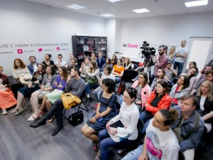 9 сентября — лекция по фотосъемке в стиле Ню (Академия re:Store)