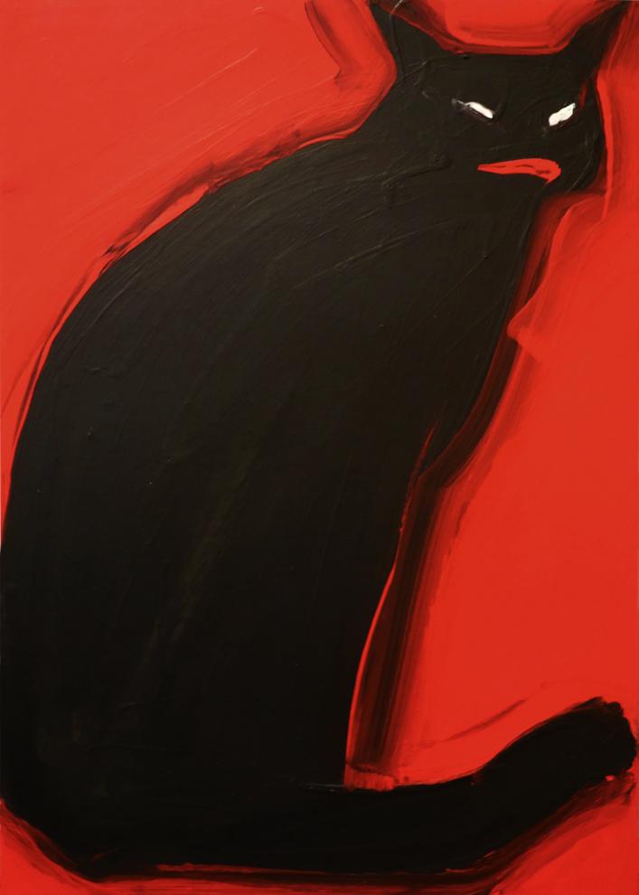 Египетский кот. 2014