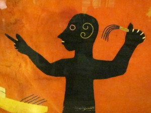 Африканское искусство и меценаты Эрмитажа