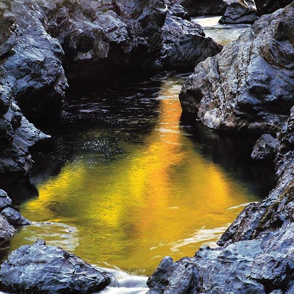 Бассейн золотой реки, Орегон, 1983