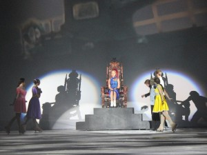 «Принцесса Анастасия» в Ледовом