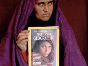 Стив МакКарри — автор «Афганской Моны Лизы»