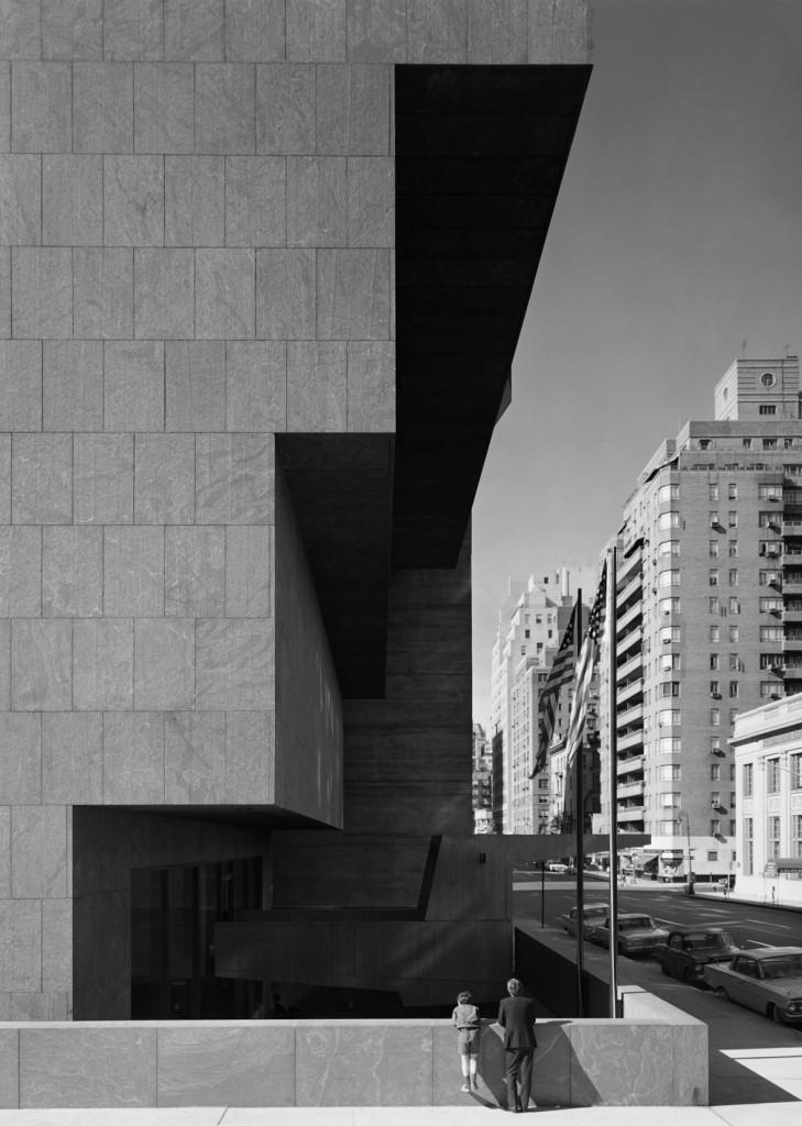 Музей американского искусства Уитни (Метрополитен-музей Брёйер).