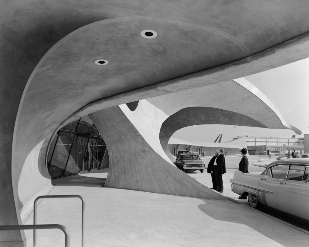 Терминал TWA в аэропорту Джона Ф. Кеннеди. 2