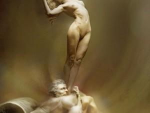 Выставочный проект Алексея Кривцова и Владимира Федотко «СОТВОРЕНИЕ»