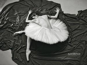 Встреча с выдающимся мастером портрета и балетной фотографии