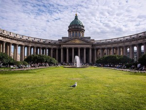 Санкт-Петербург. Взгляд иностранца